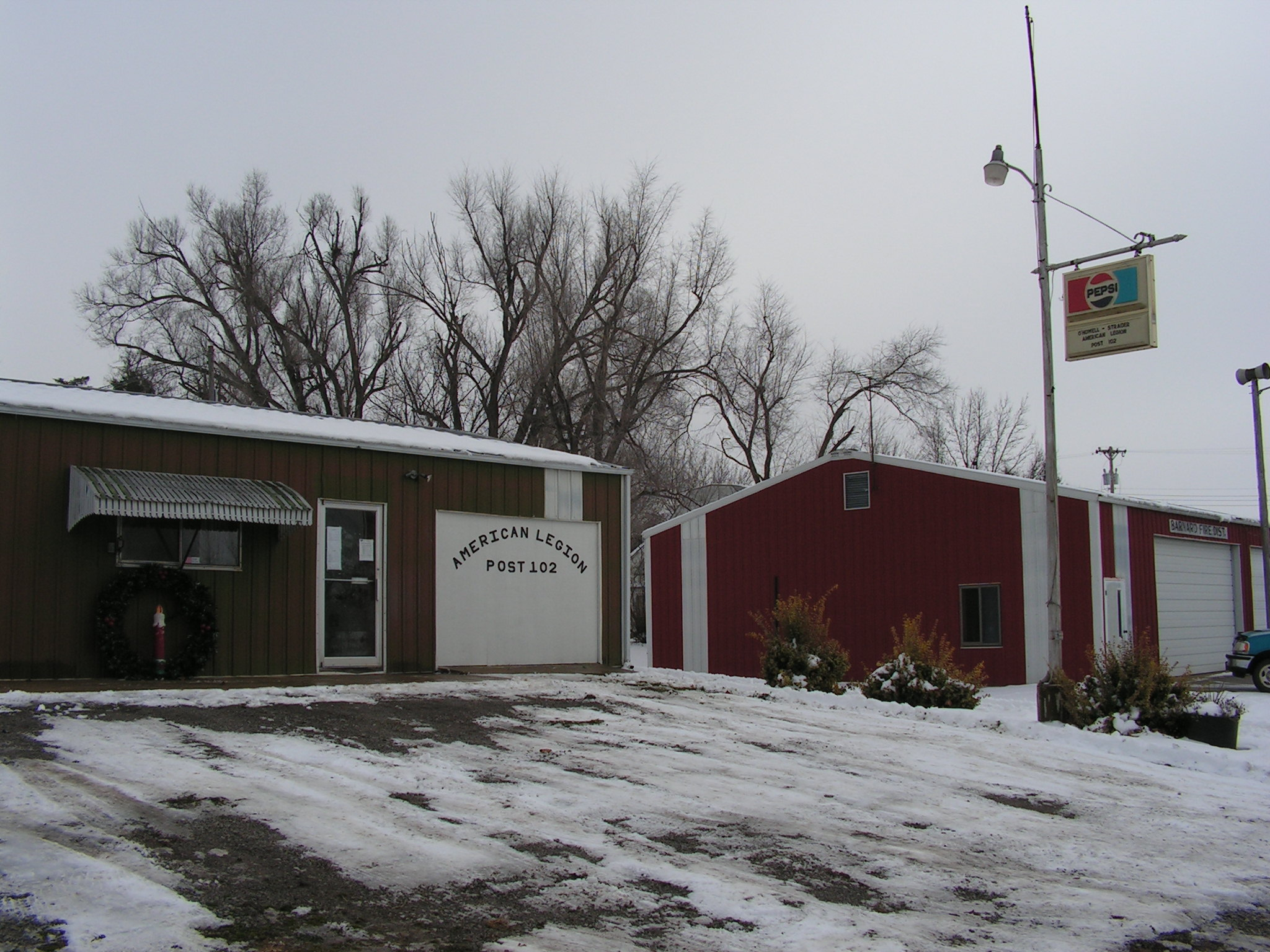 O'Howell - Strader Post 102 Headquarters